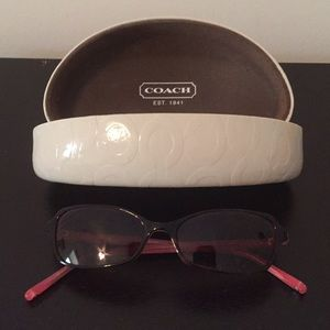 Coach Sunglasses New Claudia Style